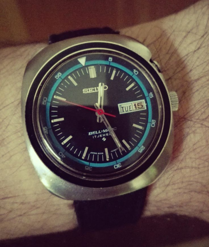 Seiko BELL-MATIC Buy for $300