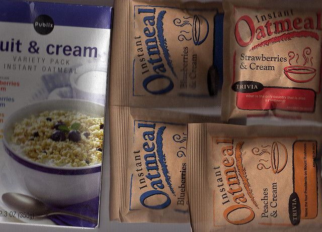 How to cook oatmeal the right way.  you're fuller longer and you digest it better. you can make a large batch and eat it throughout the week, too!