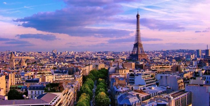 SNEAKPEEK PARIS  The City of Lights