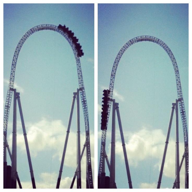 Thorpe Park: Stealth Rollercoaster!