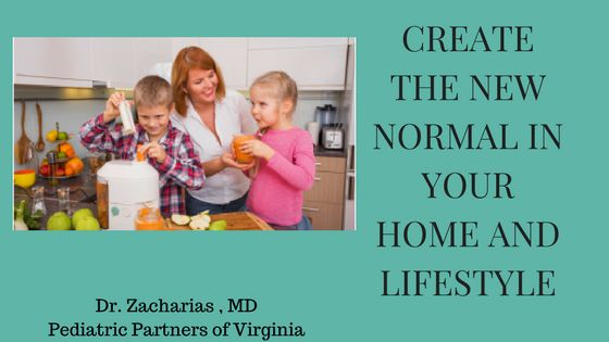 CREATE THE NEW NORMAL IN YOUR HOME AND LIFESTYLE - Part 2