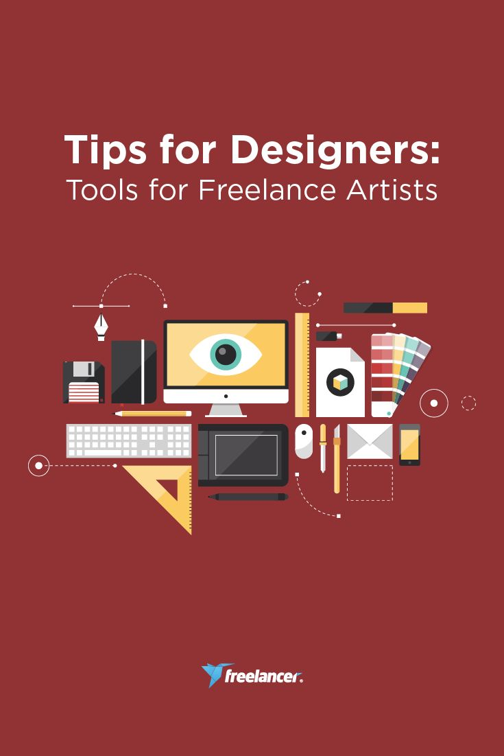 Tools for Freelance Artists. This is pretty awesome, specially if you are a freelance designer!