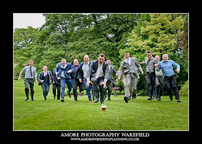 Amore Photography of Wakefield : Wedding Photography at Wentbridge House Hotel