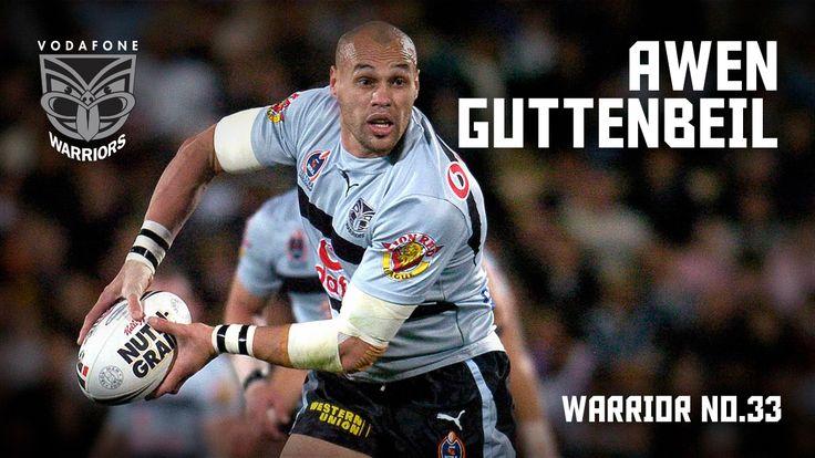 Awen Guttenbeil Warrior No. 33