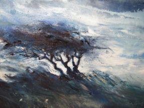 Wild Hawthorn by Judy Linnell