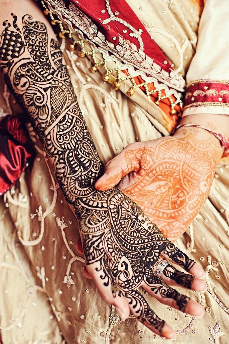 best wedding details henna images on pinterest henna tattoos