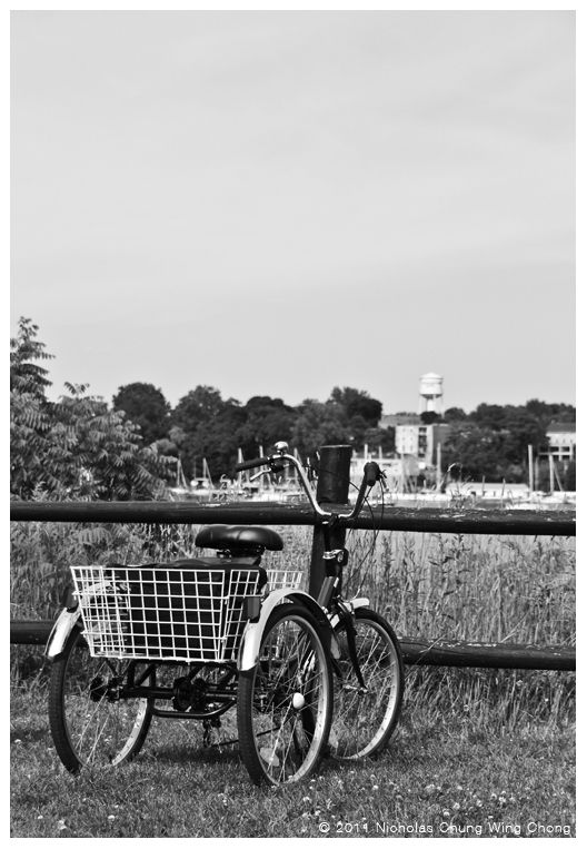 Tricycle by Nicshooter