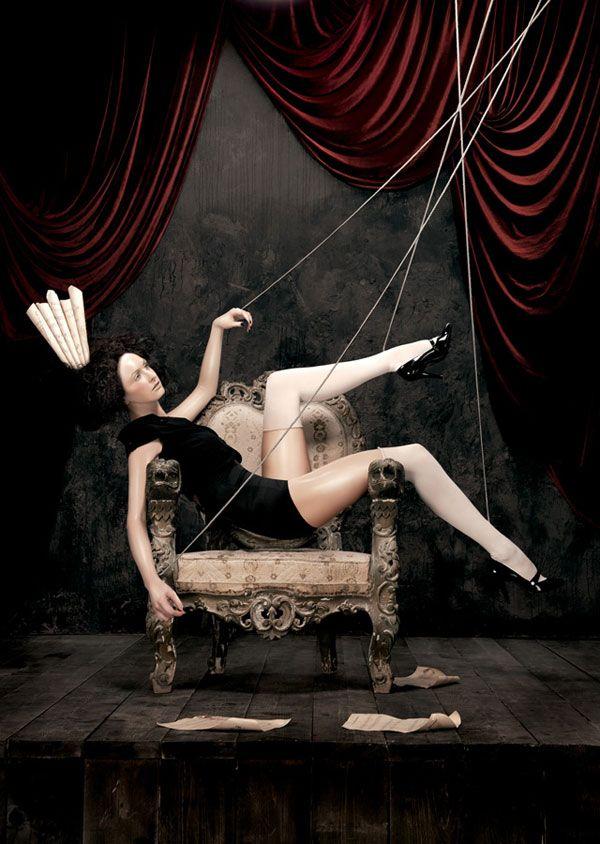 Puppet Girls (9 photos) - My Modern Metropolis