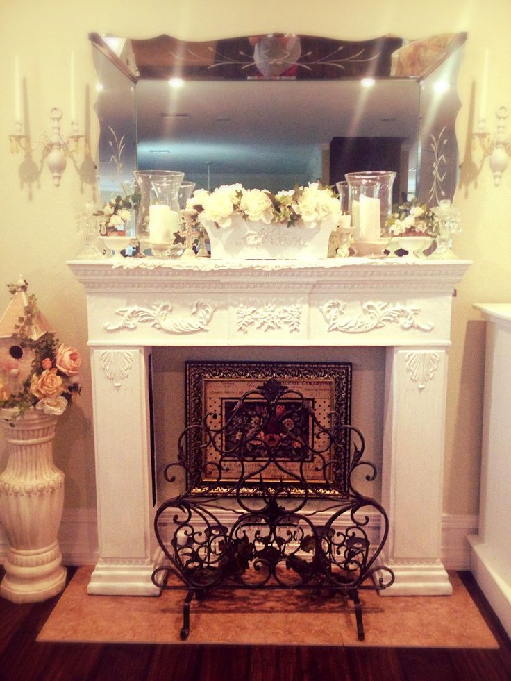 31 best Fireplace mantle images on Pinterest