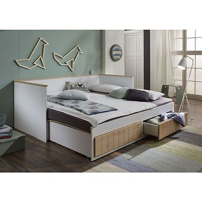 die besten 25 funktionsbett 90x200 ideen auf pinterest kinder funktionsbett holzbett 90x200. Black Bedroom Furniture Sets. Home Design Ideas