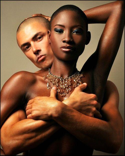 Interracial Couple Hot Cutecouple  Interracial Romance  Pinterest-6021
