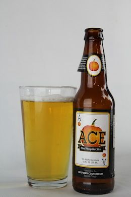 Ace Pumpkin Hard Cider. City: Sebastopol, Calif.  ABV: 5%  Sweet or dry: Balanced  Tastes Like: Pumpkin bread  The Verdict: Cinnamon and nutmeg flavors work surprisingly well with the apple cider base, making this a standout fall beverage.