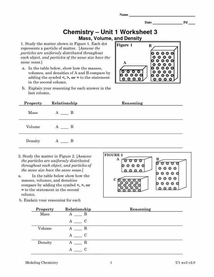 Classifying Matter Worksheet Answer Key Fresh 9 Best Of ...