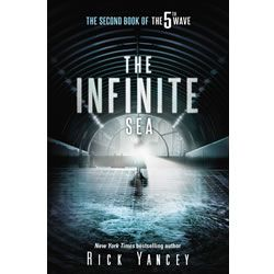 This summer read the second book in Rick Yancey's gripping The 5th Wave YA series is The Infinite Sea. http://www.mastermindtoys.com/The-5th-Wave-2-The-Infinite-Sea-Novel.aspx