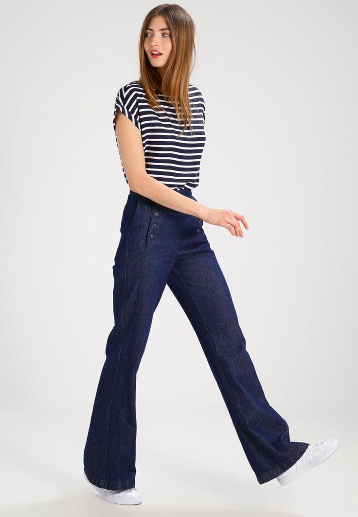 ¡Cómpralo ya!. TOM TAILOR DENIM Blusa real navy blue. TOM TAILOR DENIM Blusa real navy blue Ropa   | Material exterior: 100% viscosa | Ropa ¡Haz tu pedido   y disfruta de gastos de enví-o gratuitos! , blusas, blusa, blusón, blusones, blouses, blouse, smock, blouson, peasanttop, blusen, blusas, chemisiers, bluse. Blusas  de mujer color azul marino de Tom tailor denim.