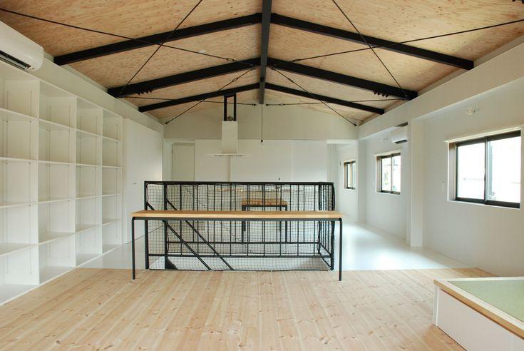 三条市の鉄骨造の倉庫が住宅に変身 | 新潟ハウジングPOST