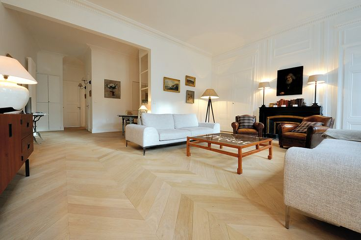 25 melhores ideias sobre parquet chene massif no. Black Bedroom Furniture Sets. Home Design Ideas