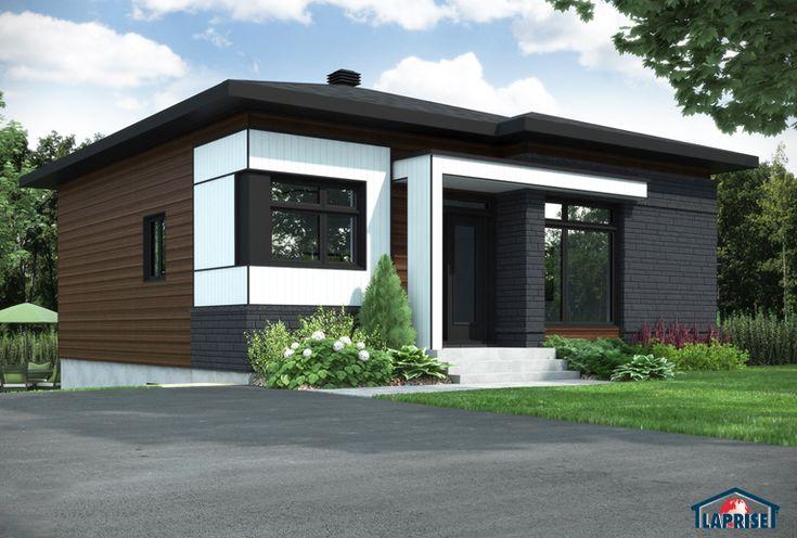 Modèle LAP0555   Maisons Laprise