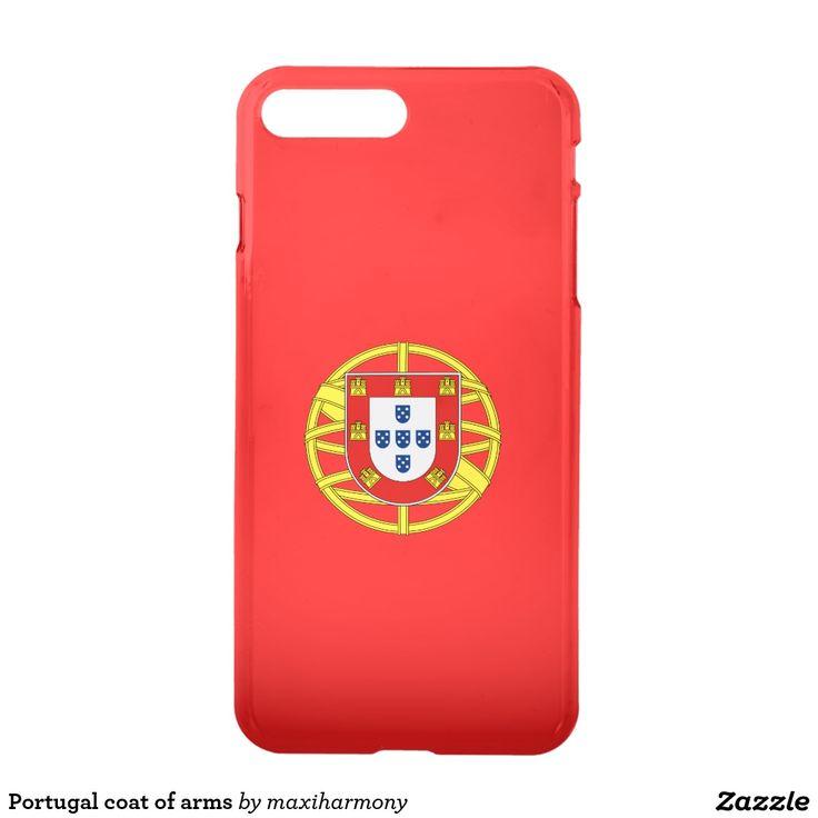 Portugal coat of arms iPhone 7 plus case
