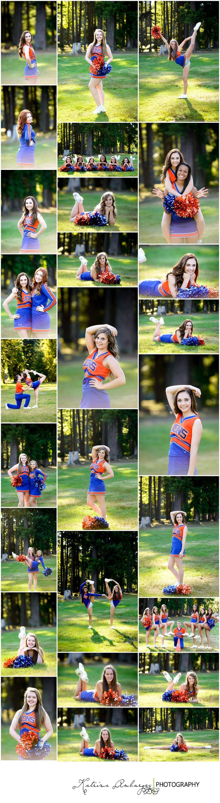 Auburn Mountainview Cheerleaders { Auburn Senior Photographer } » kamburgeyphotography.com cheerleading, poses, seniors, teens, highschool