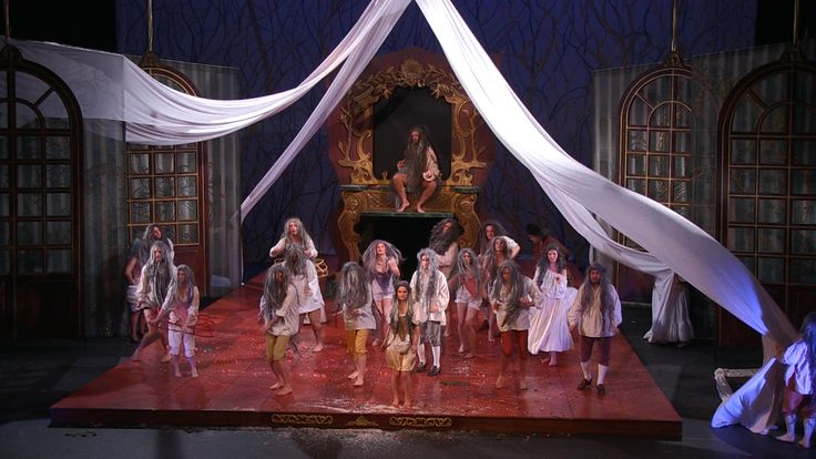 Don Quichotte chez la Duchesse, à l'Opéra royal de Versailles #musiqueclassique #opera #baroque