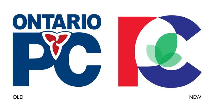The Ontario Progressive Conservative Party Gets a Non-loony Logo | StockLogos.com