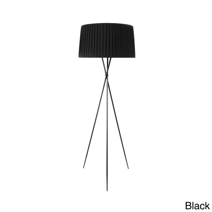Sticks 1-light Black Metal Floor Lamp - Overstock™ Shopping - Great Deals on Floor Lamps $223 - these have become a design classic