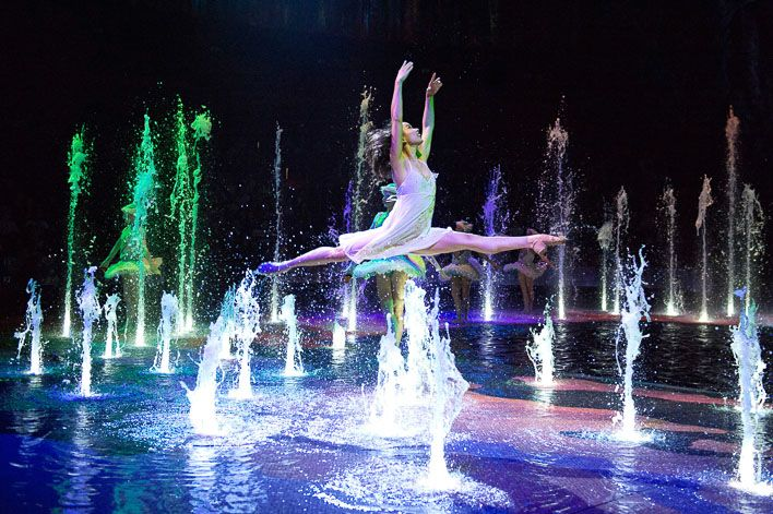 Macau with kids: Definitely see The House of Dancing Water show at City of Dreams [GALLERY]