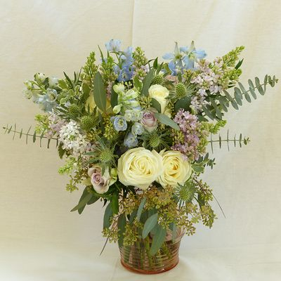 Wedding flower examples