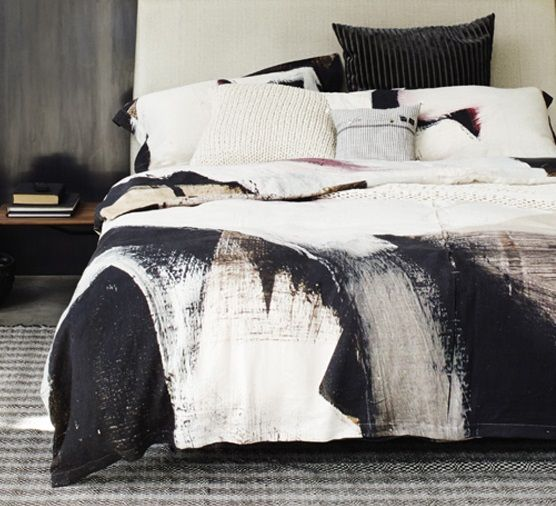 Shilo Engelbrecht Quilt Cover - Spence and Lyda - Inside Out July 2015 - Interior Design Magazines | designlibrary.com.au