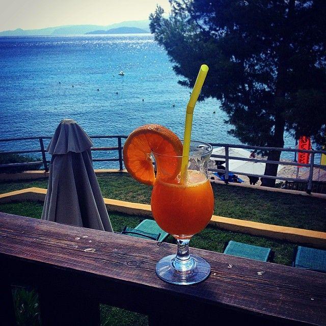 Fresh juice for sunny days! Photo credits: @pesternikova