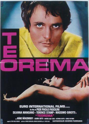 Pier Paolo Pasolini, Teorema (1968)