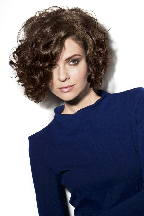 Trendfrisuren 2014 Haare Kinnlange Haare Lockige Haare Und Bob