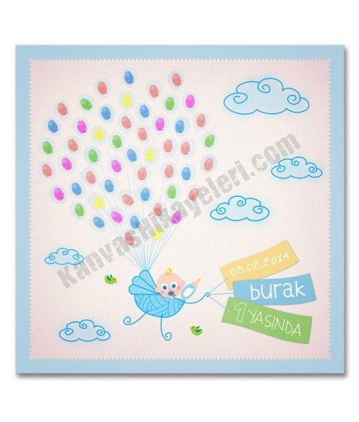 Yaş Günü Partisi Parmak İzi Tablosu – Erkek Çocuğunuzun yaş gününün ne kadar önemli olduğunu biliyoruz. Bunun unutulmaz bir hatıra olarak kalması için ömür boyu saklayacağınız bir kanvas tablo tasarladık. www.kanvashikayeleri.com #bebek #cocuk #canvastablo #kanvastablo #kanvashikayeleri #hediye