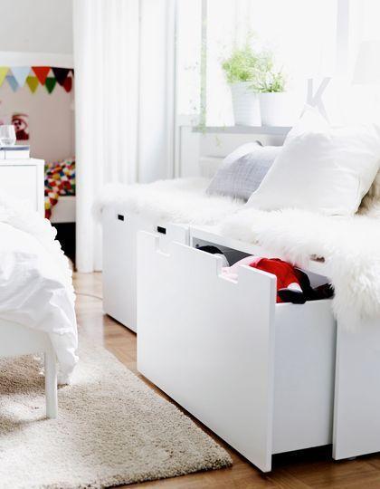 Idée décoration Salle de bain  La collection Ikea 2015 s'annonce colorée. Motifs géométriques DIY et co