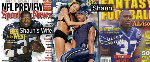 Shaun Alexander: Virgin Until Age 24