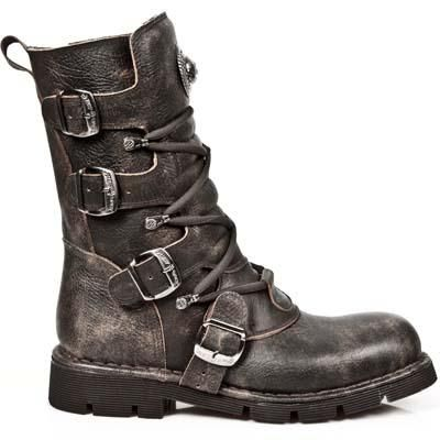 New Rock boots. Excellent for trudging through the radioactive dust of any Wasteland.