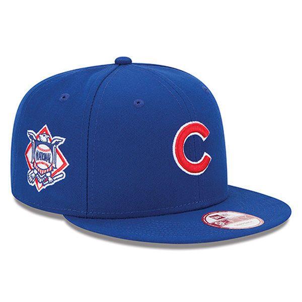 Chicago Cubs Baycik 9FIFTY Snapback Adjustable Hat  #ChicagoCubs #Cubs #MLB #FlyTheW