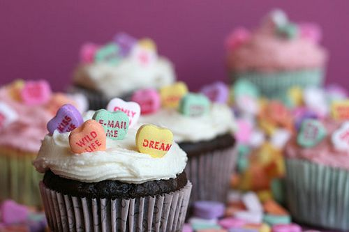 Valentines cupcakes: Valentines Cupcakes, Crafts Ideas, Chocolates Cakes, Frostings Recipes, Valentines Day Ideas, Heart Cupcakes, Vegans Cupcakes, Valentines Treats, Cupcakes Rosa-Choqu