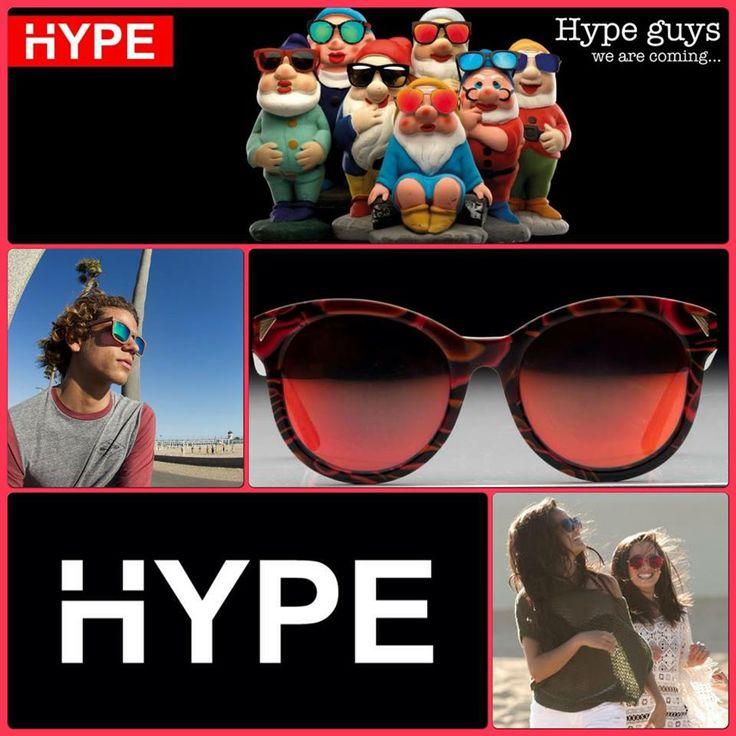 HYPE Glasses!