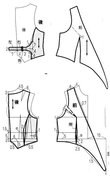 9 best images about Vest patterns on Pinterest | Vests, Free sewing ...