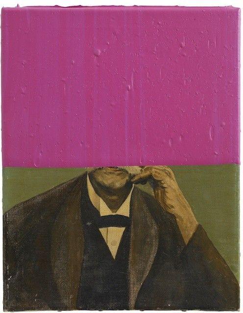Dipped Paintings : Jeff McMillan