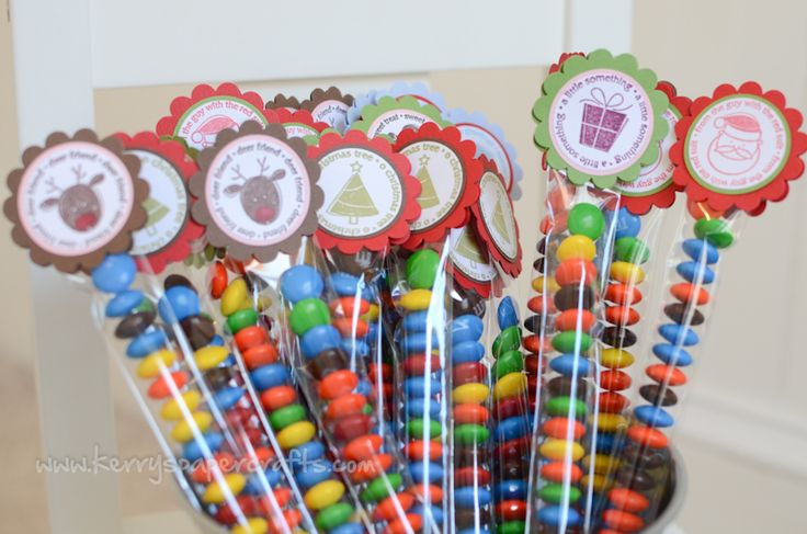 Candy Sticks -- Kerry's Paper Crafts