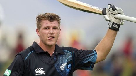 Corey Anderson: Fastest 100 for New Zealand batsman