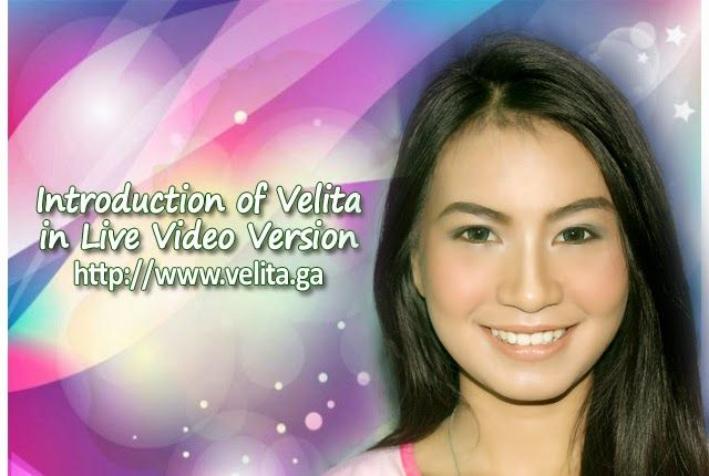 blog.klikmg.com - Fotografer Jakarta: Introduction Video of Velita - Video Perkenalan Velita