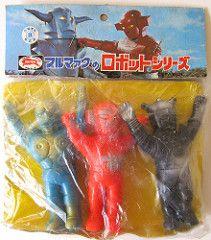Bullmark Red Baron mini set 2 (scobot) Tags: robot redbaron bullmark
