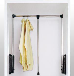 Cabideiros, Cabideiro Extensível, Aramados para closet