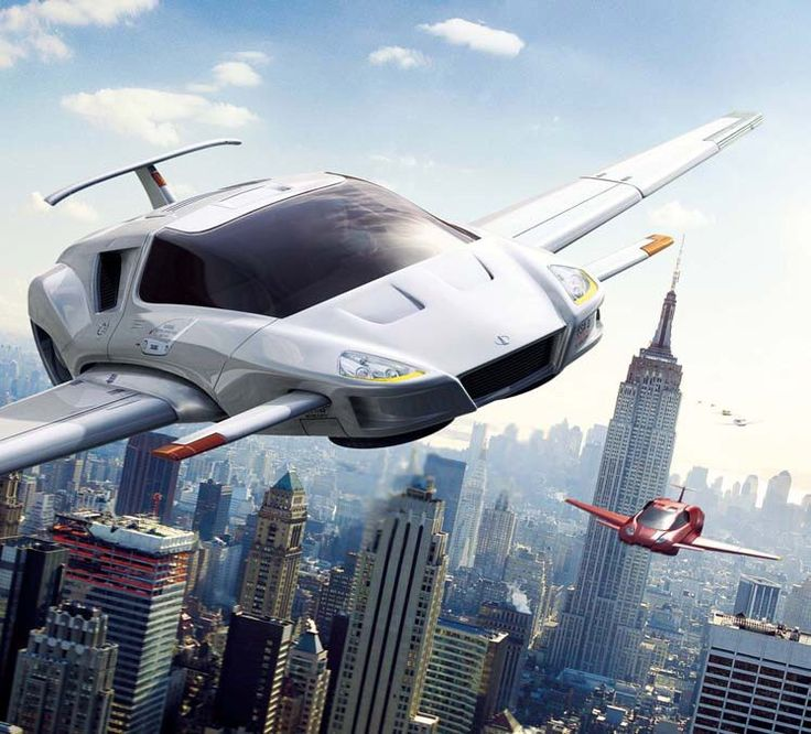 March to the Future! Flying Cars Are No Longer a Dream