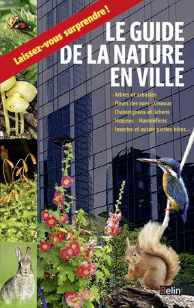 Guide de la nature en ville / dir. Guillaume Eyssartier. Belin, 2015 Lilliad Cote 577.5 GUI https://lilliad-primo.hosted.exlibrisgroup.com:443/33BUBLIL_VU1:default_scope:33BUBLIL_ALEPH000638554