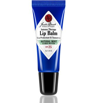 Best Lip Balm with spf -Heals Dry Lips - Intense Therapy Lip Balm SPF 25-Jack Black